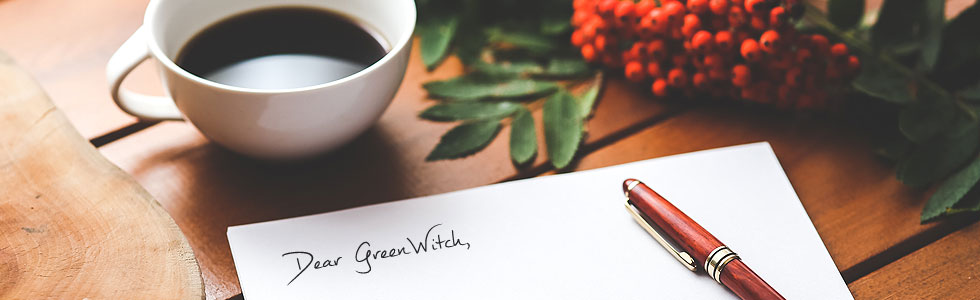 GreenWitch Contact