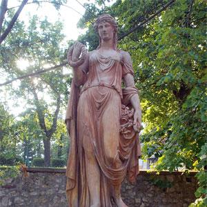 The Roman Goddess Flora