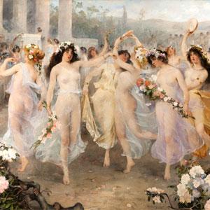 Floralia Celebrations