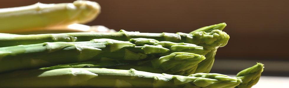Beltane Grilled Asparagus