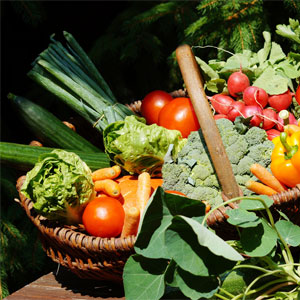 Pay It Forward with Extra Vegetables