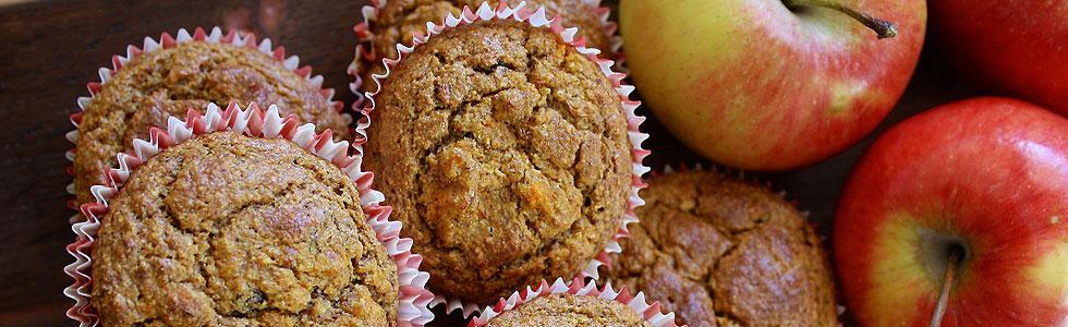 Mabon Apple Muffins